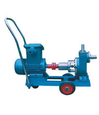 JMZ型系列不锈钢自吸泵图片